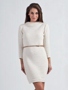 MKM Dámské šaty SUK001_ecru\n\n