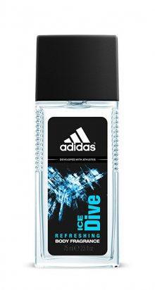 Adidas Ice Dive deodorant sklo 75 ml