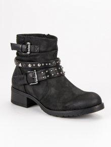 VINCEZA Dámské kotníkové boty SIN19-2611B