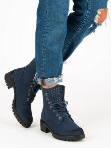 VINCEZA Dámské kotníkové boty HX19-16018N