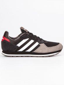 Sportovní hnědé pánské tenisky od značky Adidas