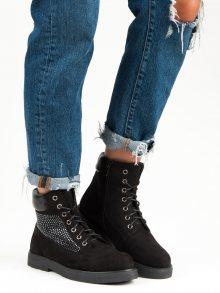 BESTELLE Dámské kotníkové boty HQ896B