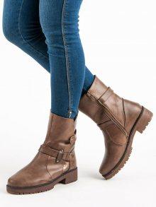 CNB Dámské kotníkové boty 9902KH