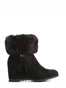 Vices Dámská kotníková obuv W62-1 BLACK\n\n