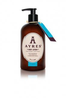 Ayres Přírodní tělové mléko s bambuckým máslem Patagonia (Body Lotion) 354 ml