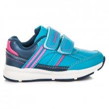 HASBY Dětská sportovní obuv 2209BL/N