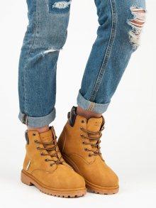 CNB Dámské kotníkové boty B1531555C