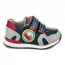 AMERICAN CLUB Dětská sportovní obuv 5318-03BL/LT.G