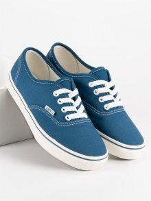 Luxusní modré tenisky
