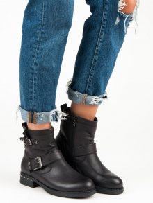 CNB Dámské kotníkové boty 408-PA-B