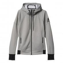adidas Daybreaker Hood šedá M