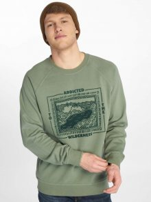 Jumper Coripata in green M