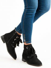 CNB Dámské kotníkové boty L7377B