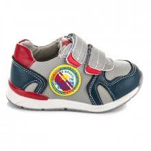 AMERICAN CLUB Dětská sportovní obuv 5318-03LT.G/BL