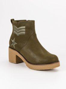 KYLIE Dámské kotníkové boty K1822701KH