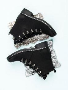 VINCEZA Dámské kotníkové boty HX19-16043B