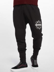 Sweat Pant Birds in black M