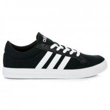 Pohodlné černé pánské sportovní tenisky Adidas