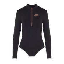 Nike W Nsw Air Bodysuit Ls černá S