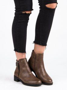 IDEAL Dámské kotníkové boty E5126KH