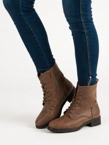 SDS Dámské kotníkové boty W122H-KH