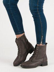 SDS Dámské kotníkové boty W122H-G
