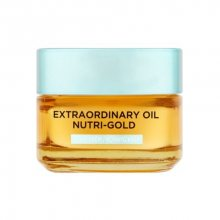 Loreal Paris Lehký vyživující olejový krém Nutri-Gold (Extraordinary Oil Cream) 50 ml