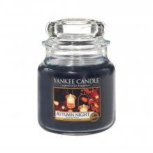 Yankee candle Svíčka Podzimní noc, 410 g\n\n