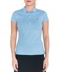 New Chiara Polo triko Tommy Hilfiger | Modrá | Dámské | XS