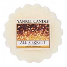 Yankee candle Vonný vosk - všechno jen září, 22g\n\n