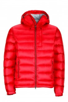 Marmot Pánská bunda 1085960_červená\n\n