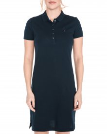 New Chiara Polo Šaty Tommy Hilfiger | Modrá | Dámské | S