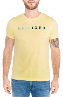 Triko Tommy Hilfiger | Žlutá | Pánské | L