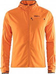 Craft Pánská běžecká bunda_oranžová\n\n