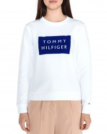 Lamia Mikina Tommy Hilfiger | Bílá | Dámské | XS