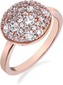 Hot Diamonds Prsten Emozioni Laghetto Bouquet Rose Gold ER012 52 mm