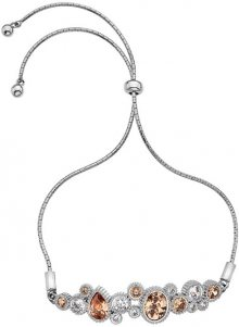 Hot Diamonds Stříbrný náramek Emozioni Spirito Libero EB067