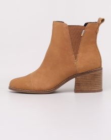 Toms Esme Tan Leather 38