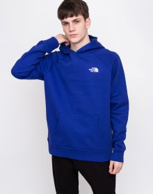 The North Face Raglan Red Box Lapis Blue L