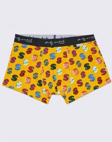 Happy Socks Andy Warhol Dollar Trunk AWDOL87-2000 XL