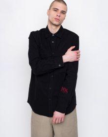 Han Kjøbenhavn Garden Shirt Black M