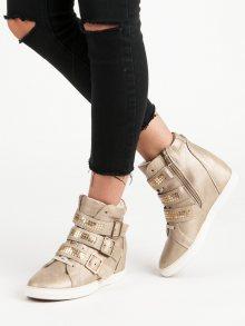 Dámské béžové sneakery