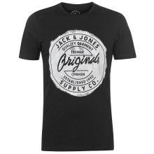 Pánské volnočasové tričko Jack And Jones