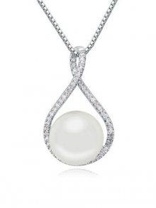 Ocean Pearl Dámský náhrdelník CRY A271 G\n\n