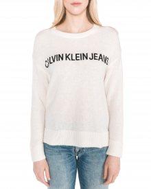 Svetr Calvin Klein | Bílá | Dámské | XS