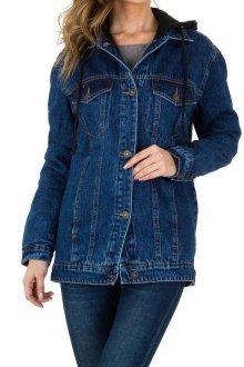 Dámská jeansová bunda Laulia