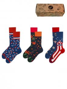 Many Mornings Dámské ponožky, 3 ks\n\n