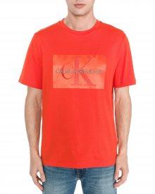 Triko Calvin Klein | Červená Oranžová | Pánské | M