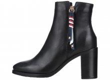 Kotníková obuv Tommy Hilfiger   Černá   Dámské   36