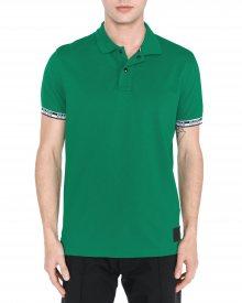 Polo triko Tommy Hilfiger   Zelená   Pánské   S